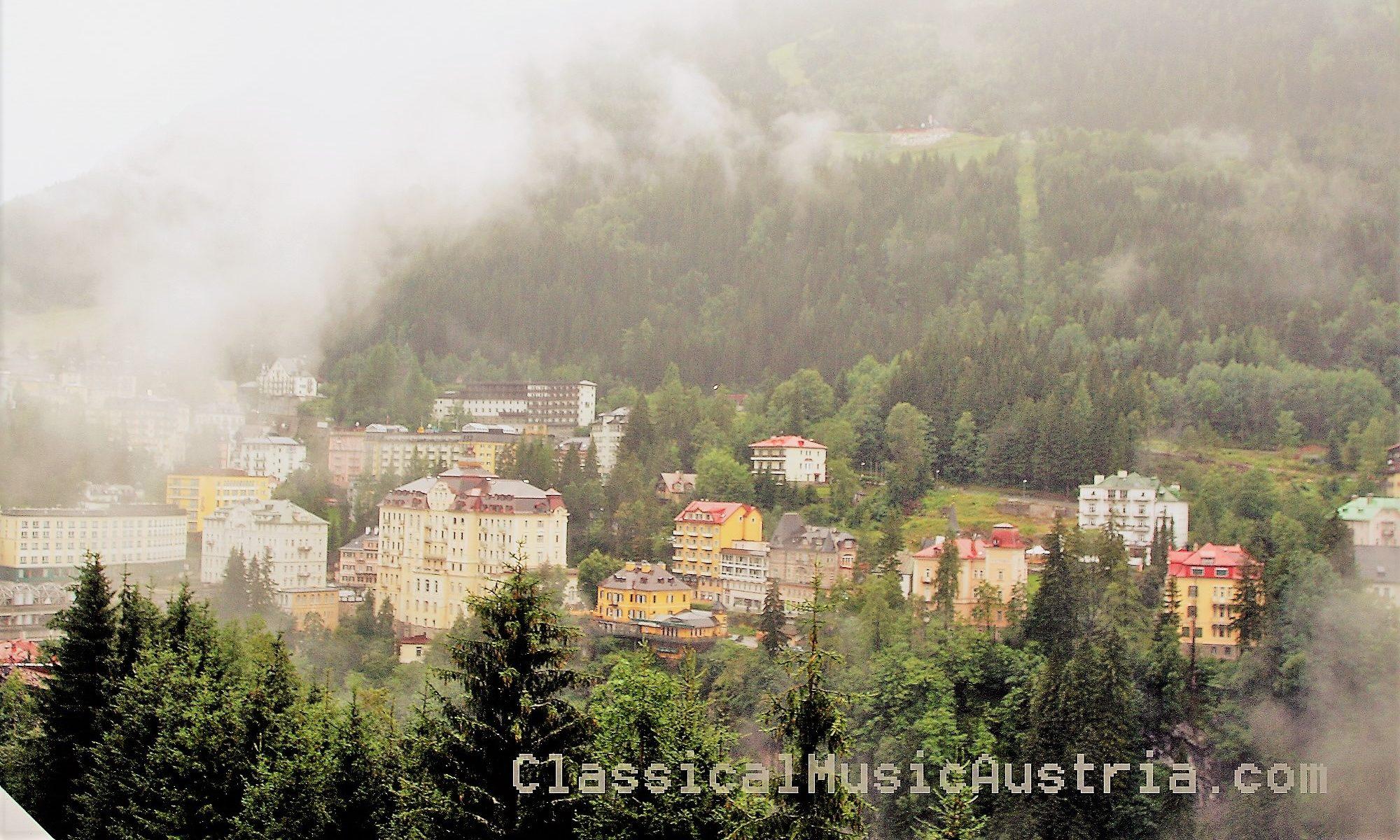 CLASSICAL MUSIC AUSTRIA